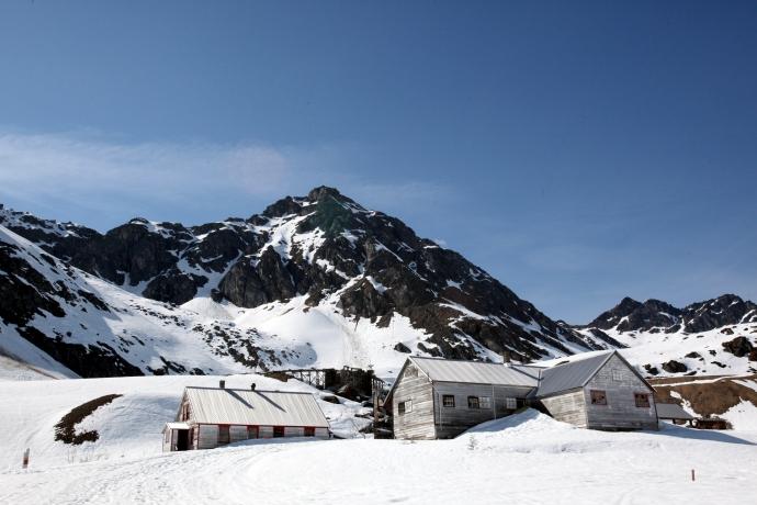 Independence Mine, Hartcher Pass